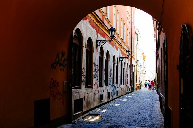 Kosice Old Town