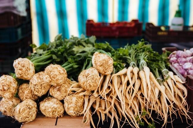 Dominikanske Namestie Farmers Market