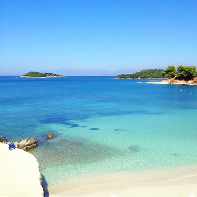 Ksamil Southern Albania - Also got more than 400 likes