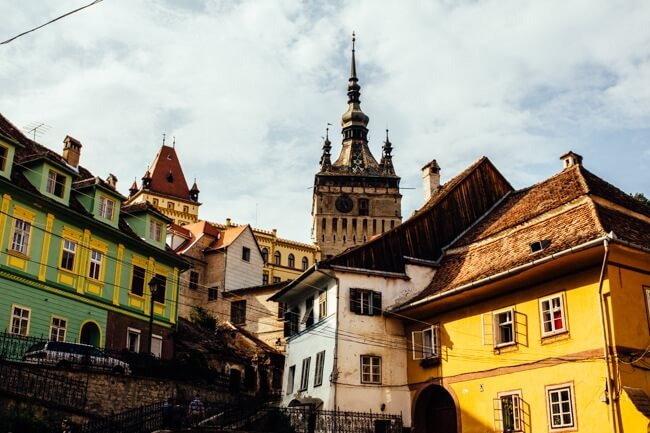 Sighisoara: Must see city in Romania