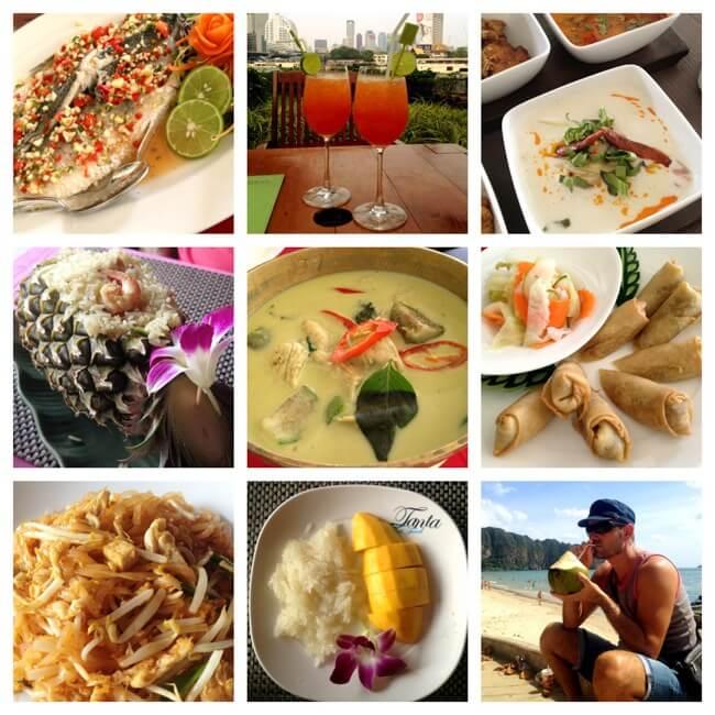Thai Food - Yum!