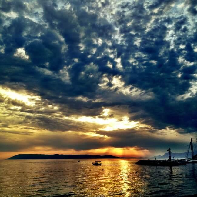 Tucepi Croatia in June