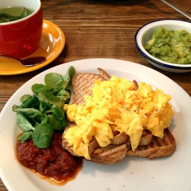 Breakfast at The Breakfast Club