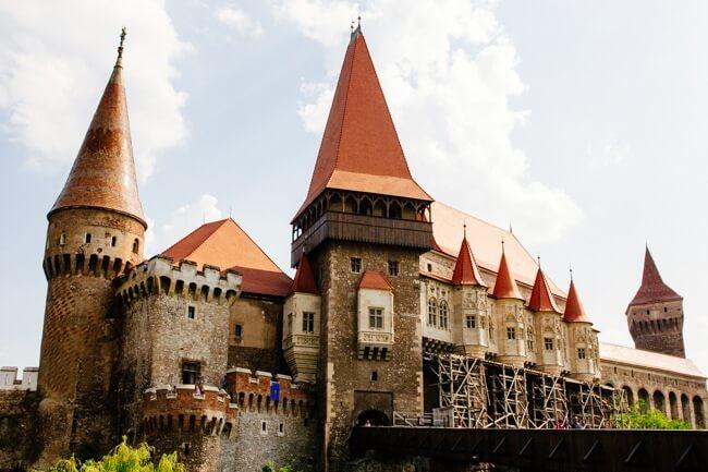 Hunyadi Castle - Corvin Castle Hunedoara