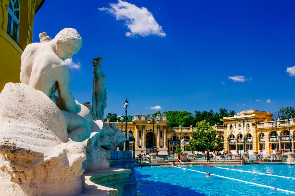Széchenyi Thermal Baths