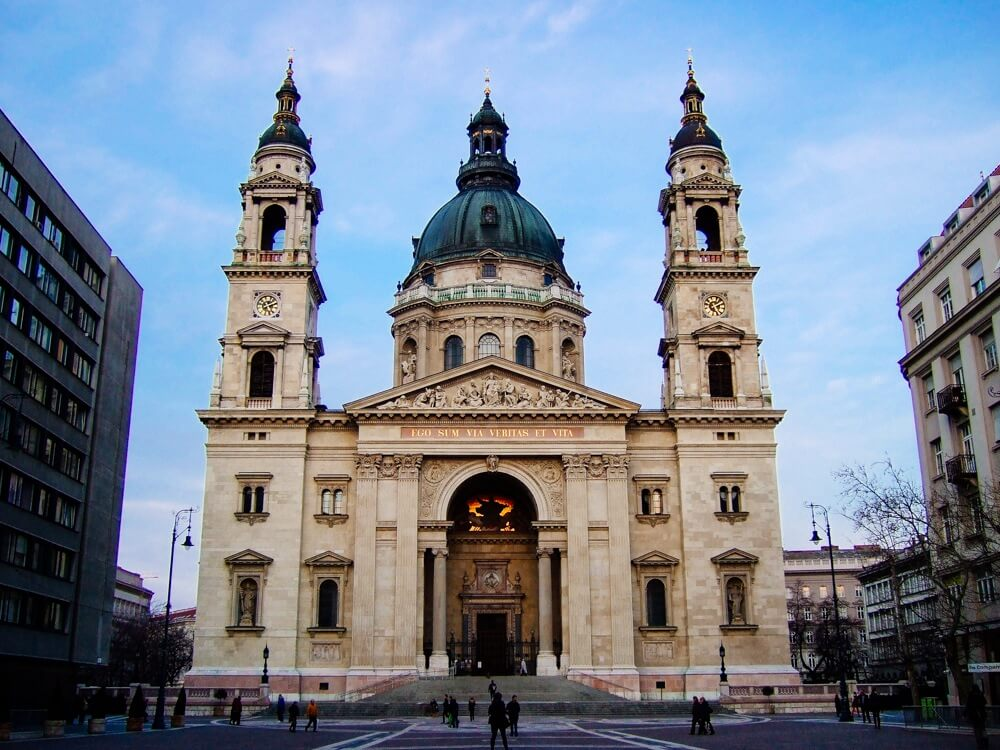 St Stephen's Basilica in Pest
