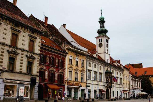 Ljubljana to Maribor