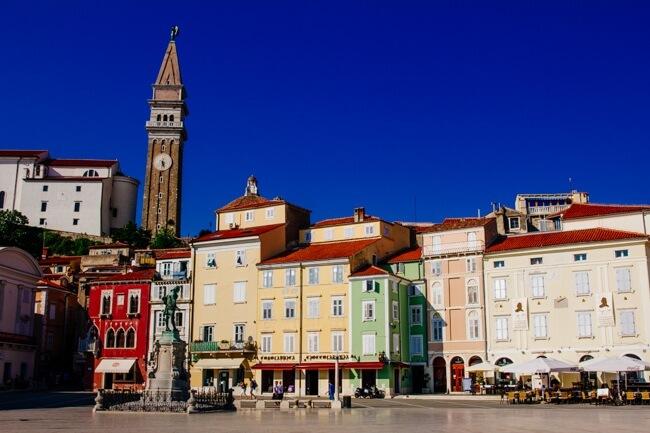 Piran: Venetian City in Slovenia
