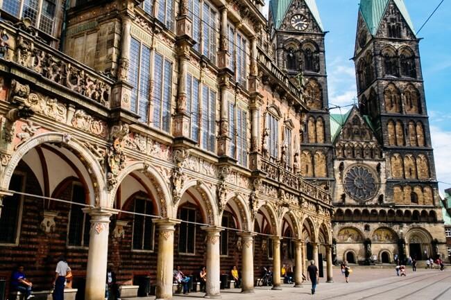 Bremen Stop Over