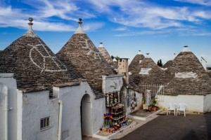 Bribes, Cavity Searches and Quirky Trulli Houses