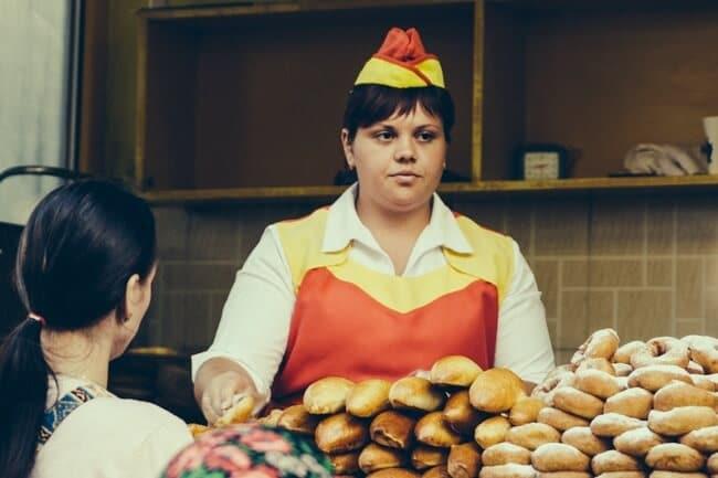 Chisinau Market Girl