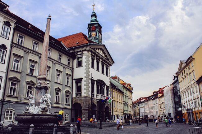 A Great City Break: Exploring Ljubljana by Bike