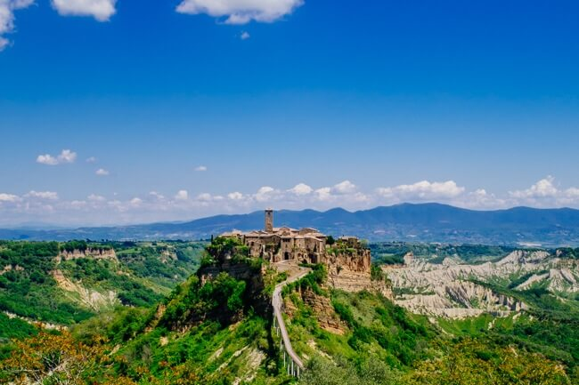 Hilltop Towns in Tuscany Road Trip