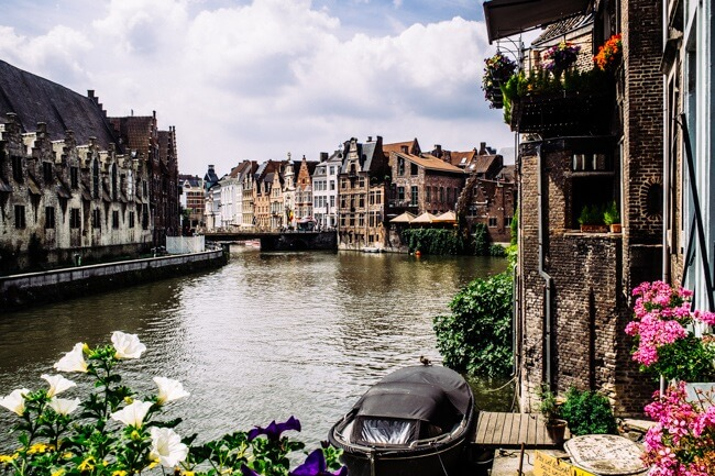 Day Trip Time in Ghent