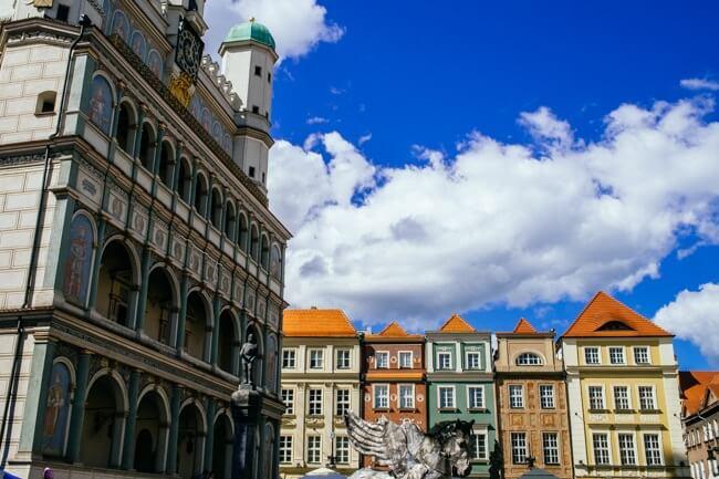 Festival Time in Poznan