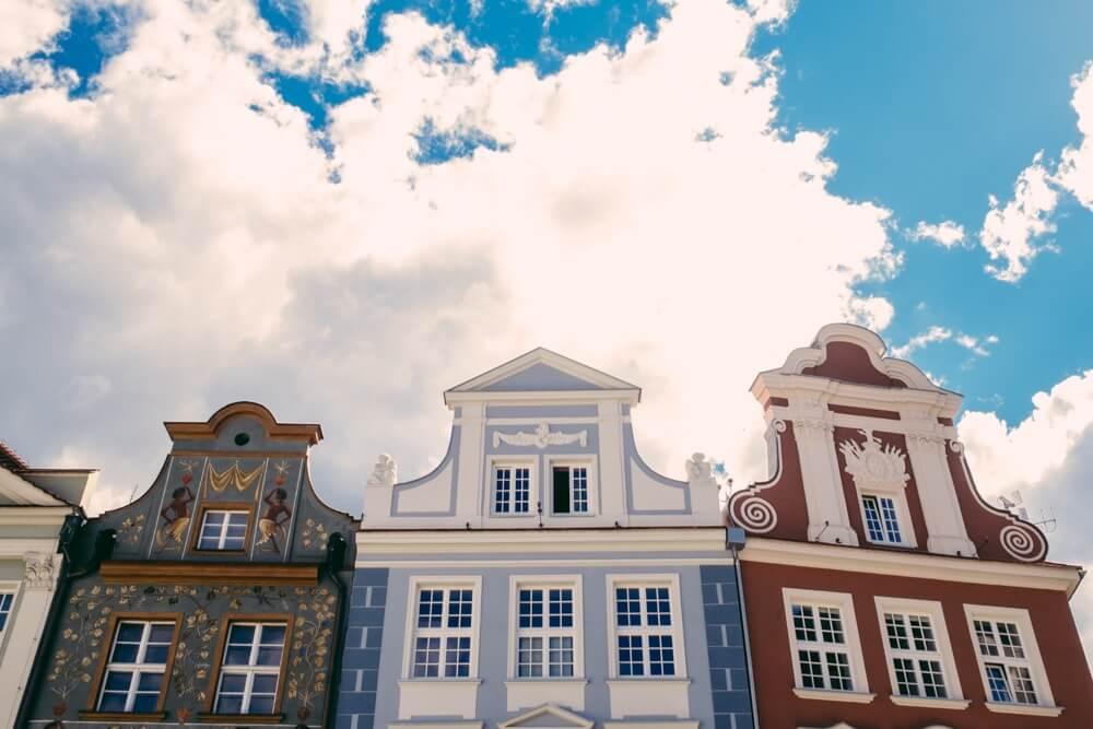 Poznan Gorgeous Architecture