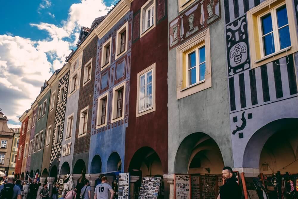Famous Poznan Buildings