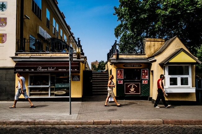 Chips and Cake: Latvian Street Food