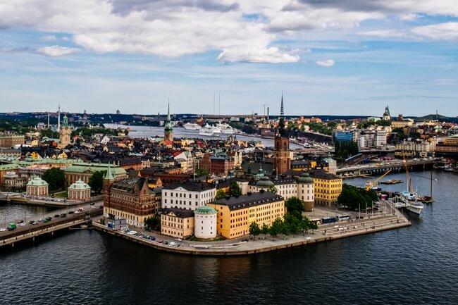 Pearl Jam Time in Stockholm