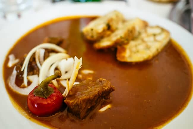Czech Beef Goulash