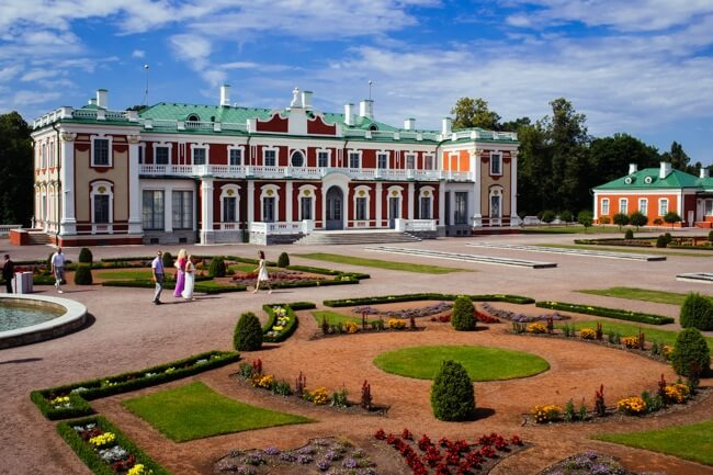 Peter The Great's Kadriorg Palace