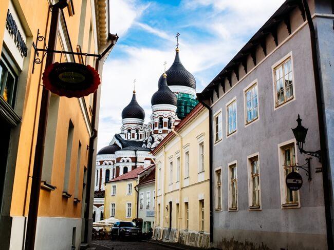In love with Estonia