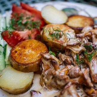 Mull Restaurant Tallinn