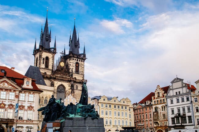 Picture Perfect Prague