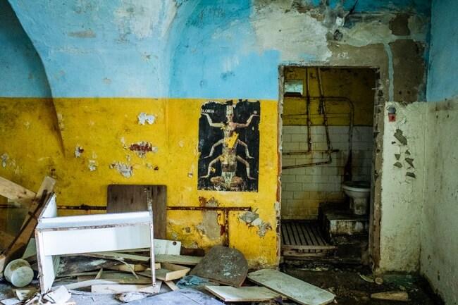Praterai Prison Toilet