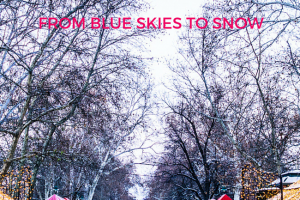 Szeged: From Blue Skies to Snow