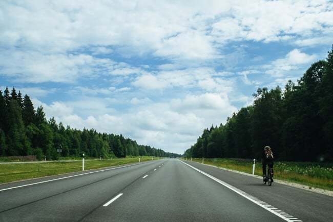 Road Tripping in Estonia