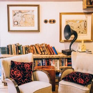 Kau Manor Reading Room