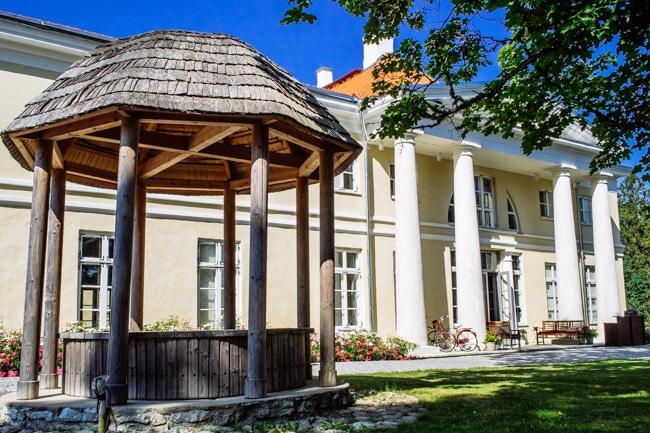 Historic Estonian Manor House
