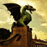 Snapshots of Ljubljana