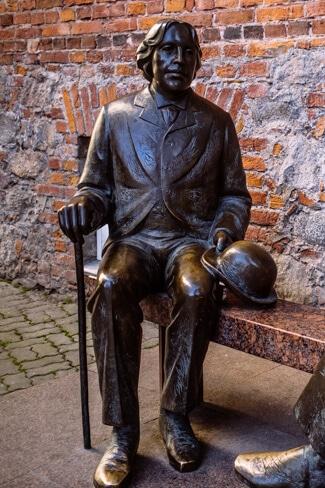 Oscar Wilde in Tartu