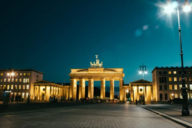 The Sights in Berlin