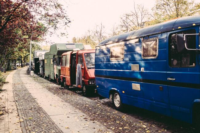 Squatters in Kreuzberg