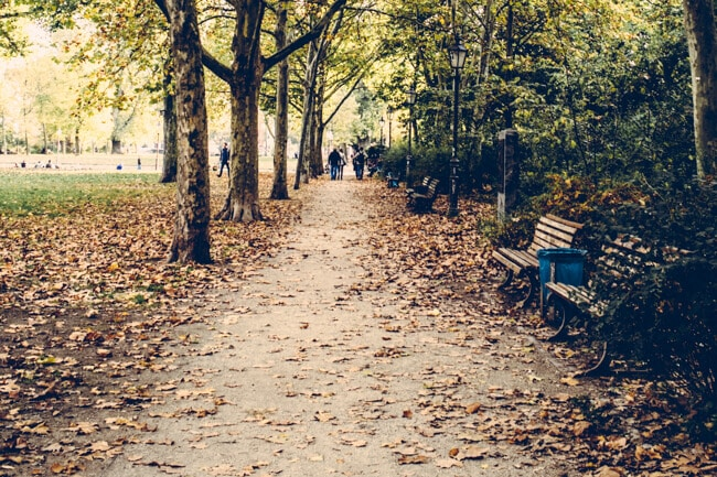 Kreuzburg Park Berlin