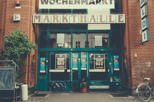 Street Food Thursday in Kreuzberg, Berlin