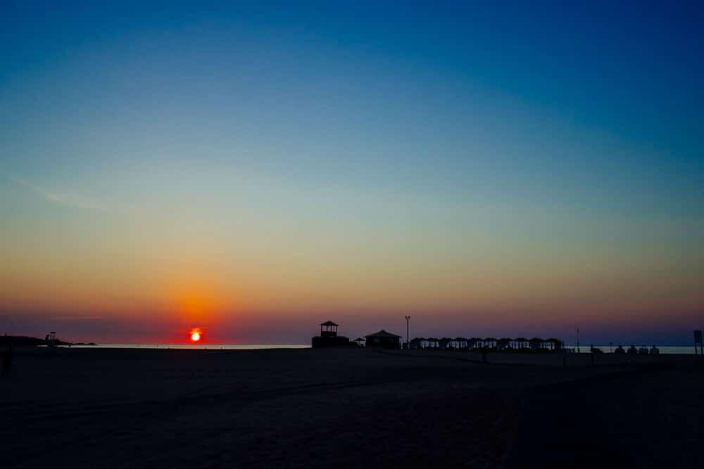 My favourite Sardinian Sunrise