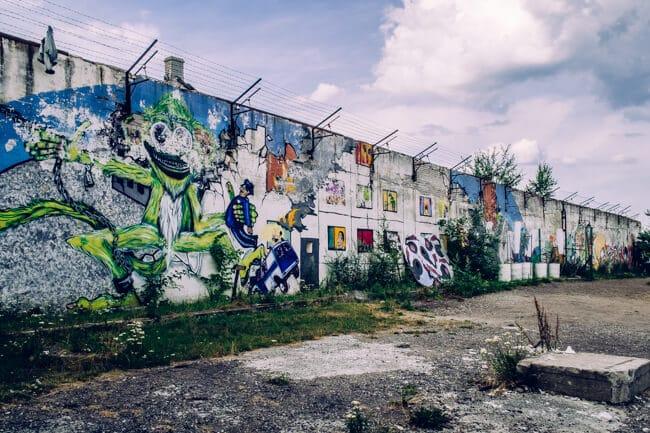 Patarei Prison Walls in Tallinn
