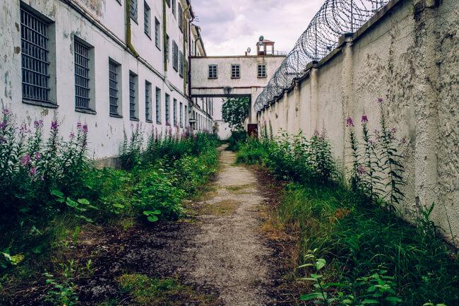 Patarei Prison Grounds