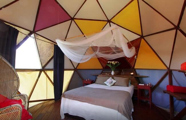 Spanish Igloo Airbnb Apartment