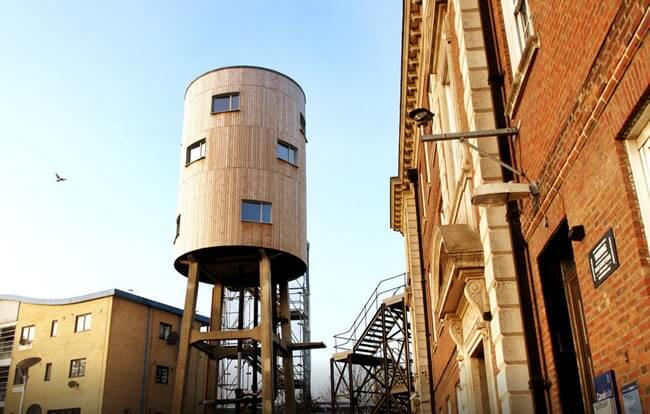 Water Tower House in London