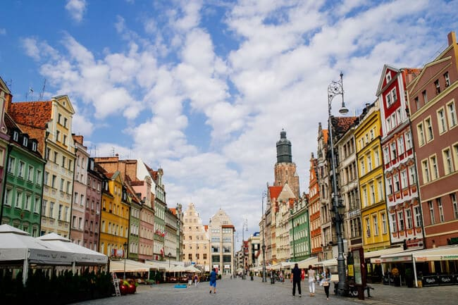Wroclaw: Just Another Gorgeous Polish City