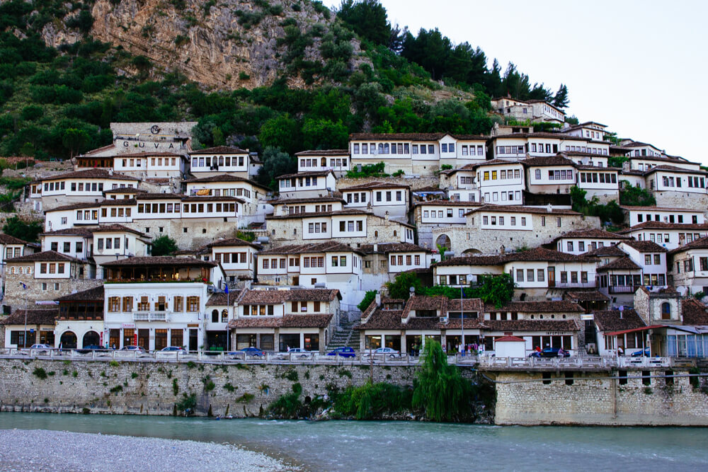 Berat's Thousand Windows