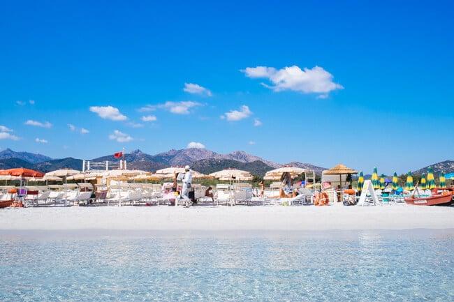 White Sandy La Cinta Beach