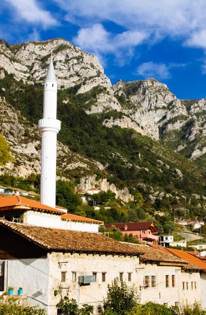 Mountain Village Kruja