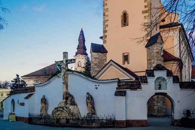 So Many Churches in Kecskemet!