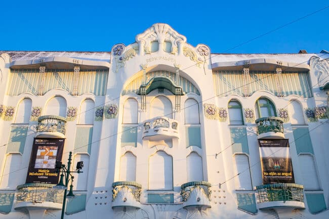 Art Nouveau Reok Palace